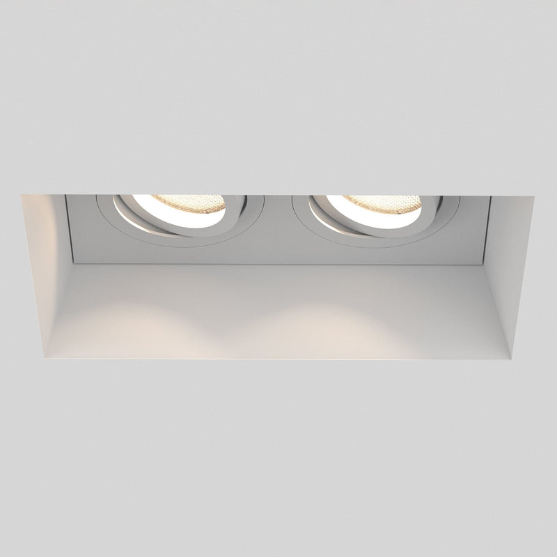 Astro - Blanco Twin Adjustable - Downlight / Recessed Spotlight