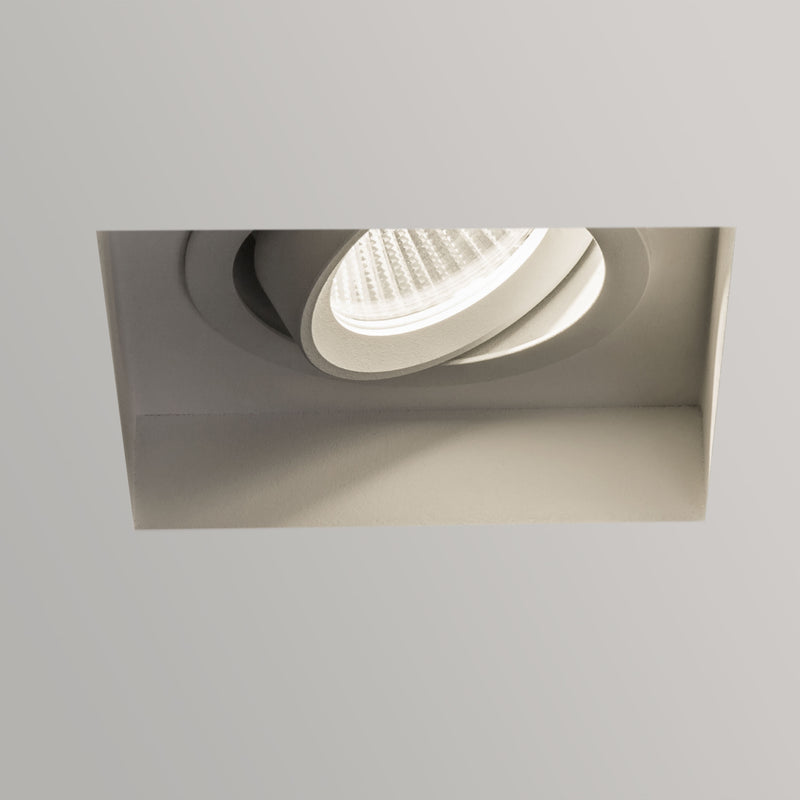 Astro - Trimless Square Adjustable LED - Downlight / Recessed Spotlight