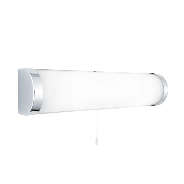 2 Light Category_Bathroom Lighting Manufacturer_Searchlight, Fitting Type_Wall Light, Polished Chrome