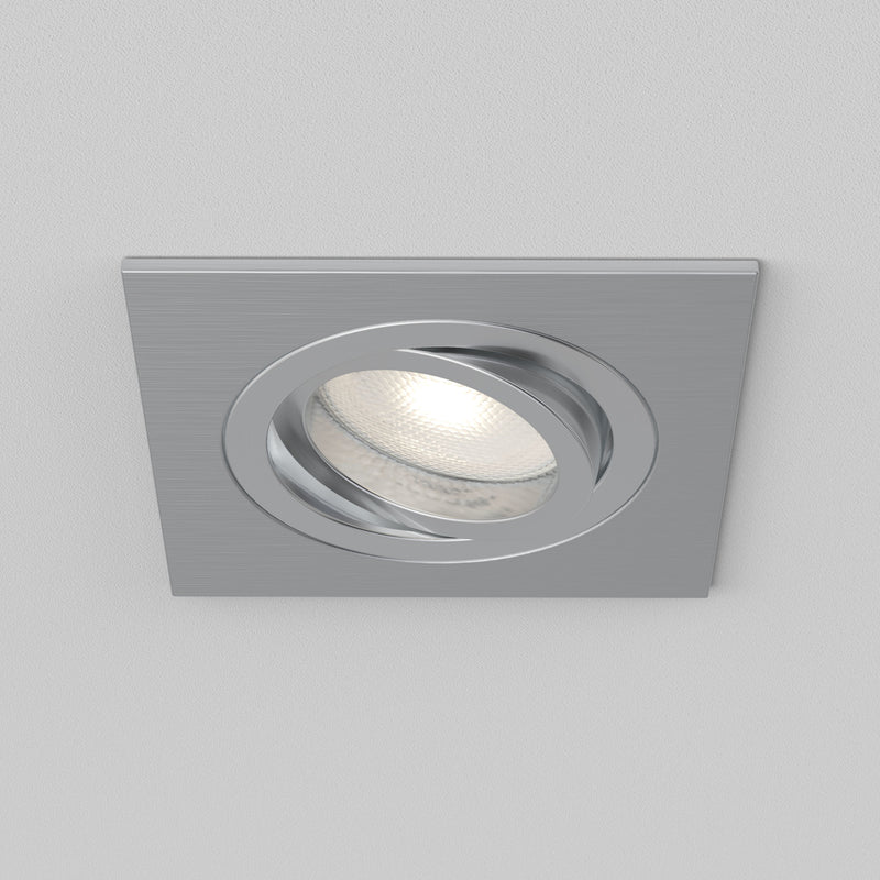 Astro - Taro Square Adjustable Fire-Rated - Downlight / Recessed Spotlight
