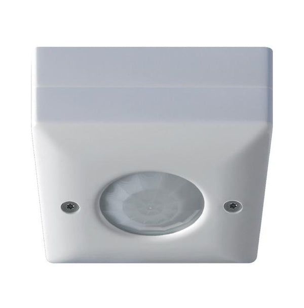 IP66 Ceiling Surface Mounted PIR Occupancy Switch rated enclosure. Presence detection.