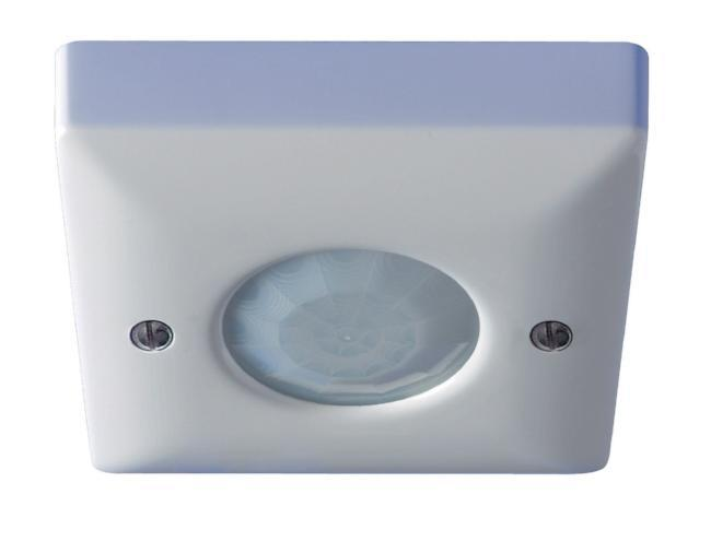Amazing Ceiling Surface Mounted Pir Occupancy Switch Presence Detection Wiring Cloud Hisonuggs Outletorg