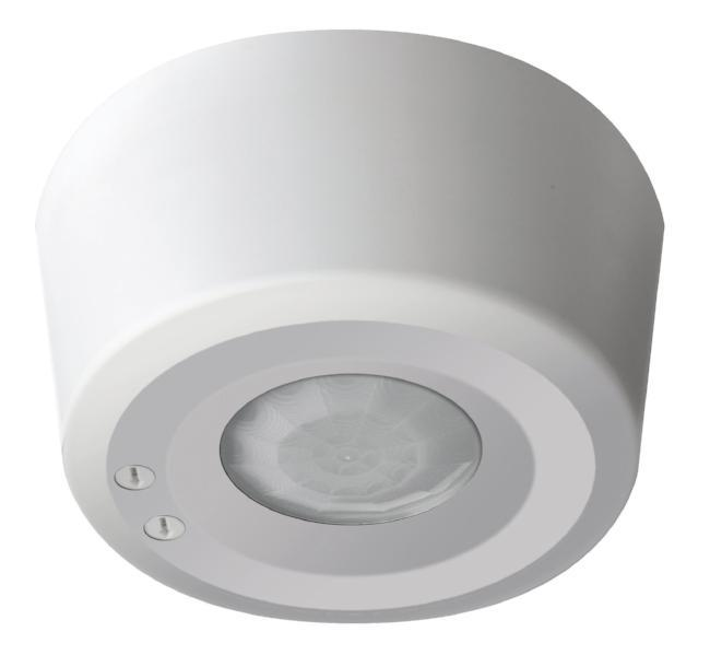 Danlers Ceiling Surface Mounted PIR Occupancy Switch Presence detection.