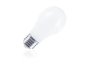 Classic Globe Frosted GLS Non-Dimmable Full Glass Bulb E27 8.5w