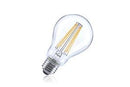 Classic Globe Filament GLS Omni Lamp Non-Dimmable Full Glass Bulb E27 12w