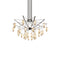 PENDANT CHANDELIER FLEXIBLE 15 X LED 101.7 , 15 X