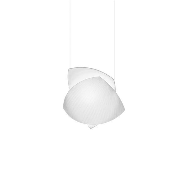 PENDANT VOILES 84 X LED 28.5  CHROME