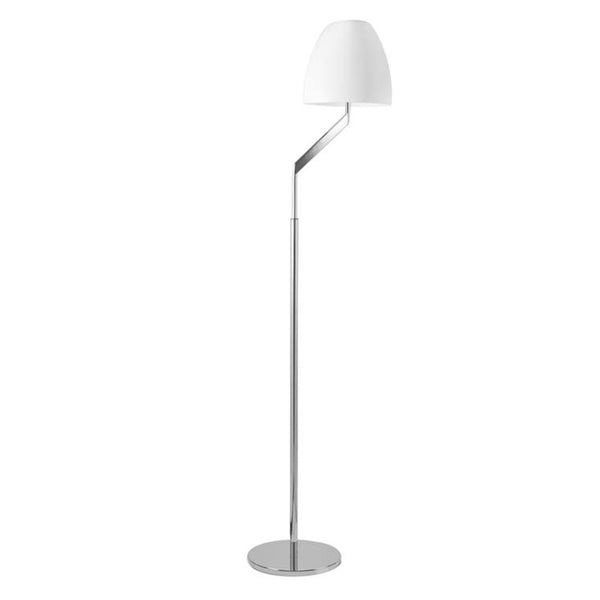 FLOOR LAMP FLAVIA 1 X E27 18  CHROME