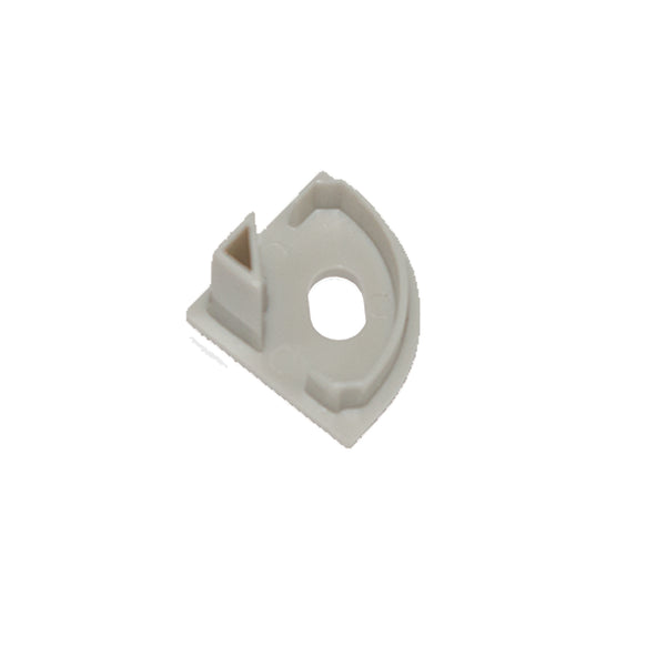 End Cap With Hole For Profile LUK-006