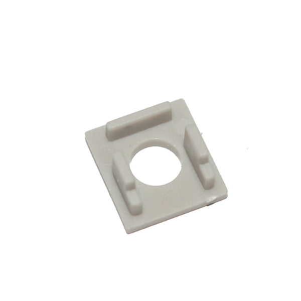 End Cap With Hole For Profile LUK-069-R