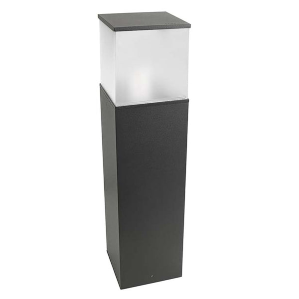 Beacon Cubik E27 1 X E27 60  Urban Grey