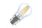 Mini Globe Filament Lamp Non-Dimmable Full Glass Bulb B22 4w