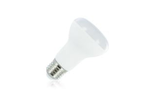 R63 Reflector Dimmable Half Glass Bulb E27 9.5w