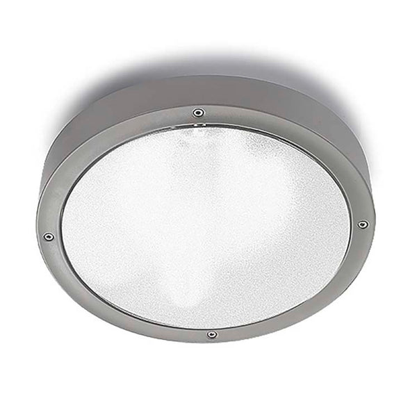 Ceiling Fixture Basic Technopolymer 39 X LED 14.5