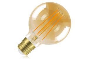 Sunset Vintage Filament Globe Dimmable Full Glass Bulb E27 5w