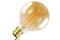 Sunset Vintage Filament Globe Dimmable Full Glass Bulb B22 5w