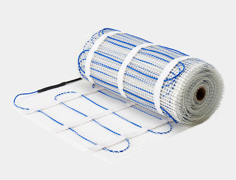 SunStone - Underfloor Electric Heating Mat - 150 or 200 W/m² output