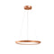 PENDANT SATURN 108 X LED 13  SATIN GOLD
