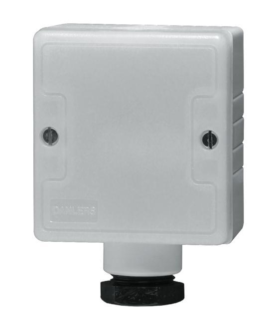 Danlers Outdoor Security Twilight Switch - IP66 rated