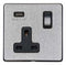 Single 13 AMP Socket With USB