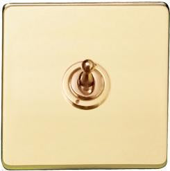 1 Gang Intermediate Toggle Switch