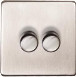 2 Gang Trailing Edge Dimmers