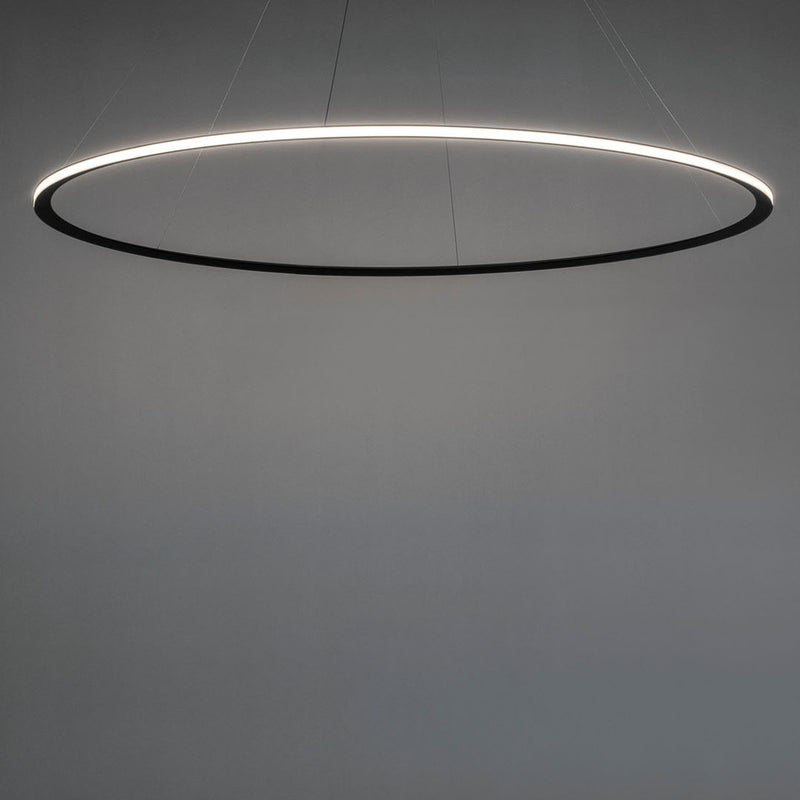 CIRCULAR 744 X LED 177  MATT BLACK