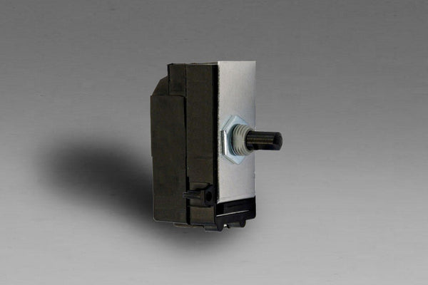 2-Way Push-On/Off Rotary Dimmer 1 x 60-400W