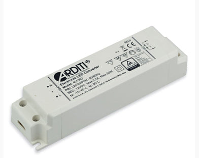 Arditi 30W, 24V Non Dimmbale LED Driver