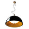 Pendant Umbrella 600 E14 11 650 Gold Black