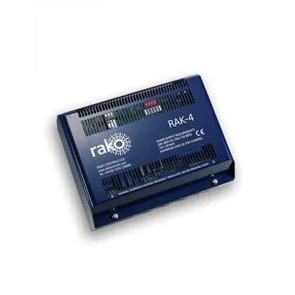 Rako 4 Channel Dimming Control Rack