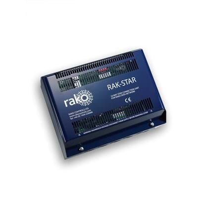 Rako 18-Way Star Cat5E/6 Distribution Unit
