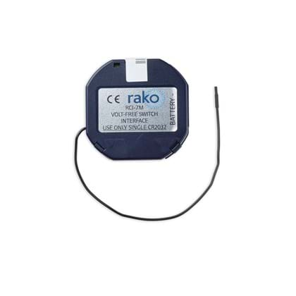 Rako Wireless Transmitter Module Allowing Interfacing To 7 Momentary Push Switches