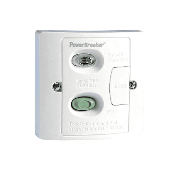 Residual Circuit Device, twin pole