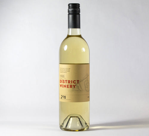 2017 District Winery Albariño Wine