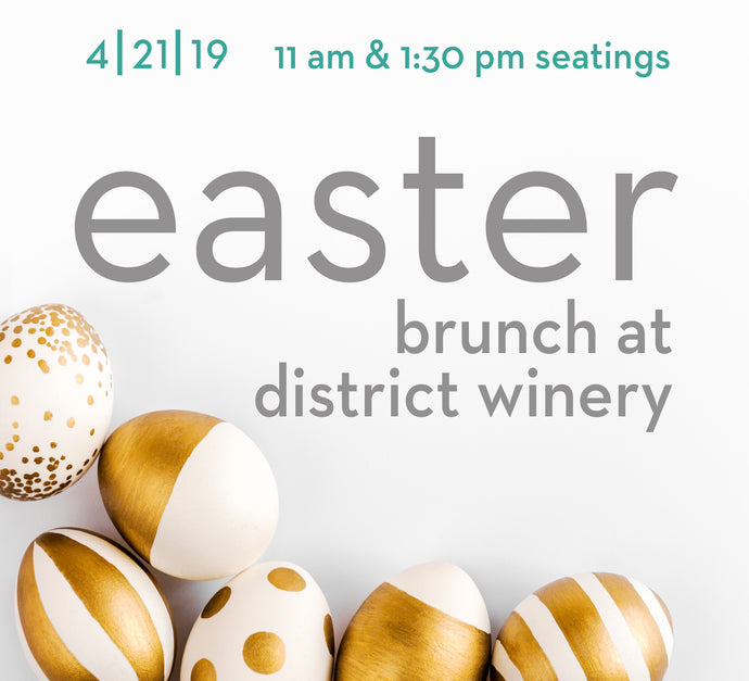 Easter Brunch Event