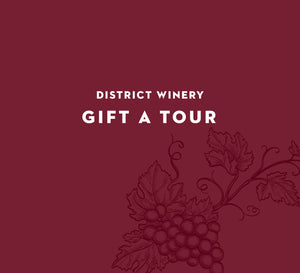 District Winery Gift a Tour Gift Card