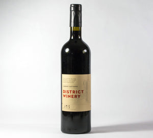 2014 District Winery Cabernet Sauvignon Wine
