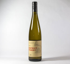 2015 District Winery Riesling Wine