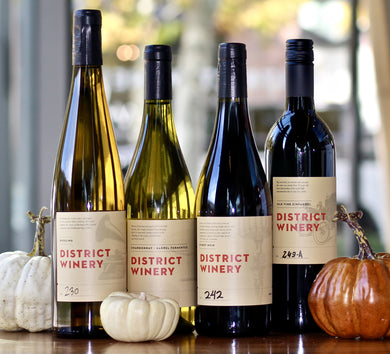 District Winery Thanksgiving Perfect Pair