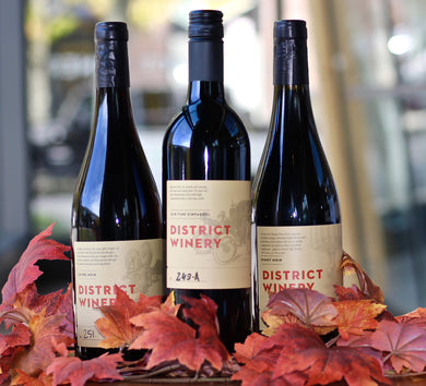 District Winery Thanksgiving Reds