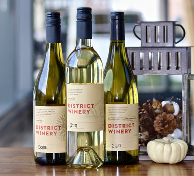 District Winery Thanksgiving Whites