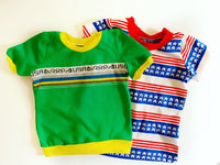 Green Olympic Shirt 2t RTS
