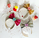 Conversation Heart Headband