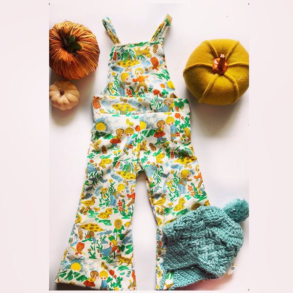 Autumn Day Overalls