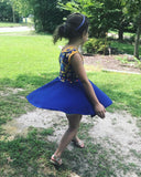 Figure Skater Twirl Dress