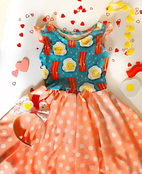 Love you a Brunch Twirl Dress