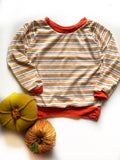Stripe Dream Sweatshirt 6x