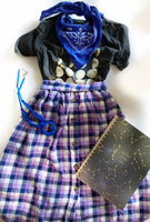 Blue Moon Sadie Skirt can be made 2t-5t