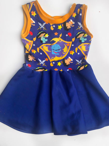 Carpet Ride Twirl Dress